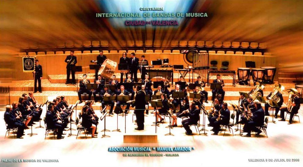 Asociación Musical Manuel Amador