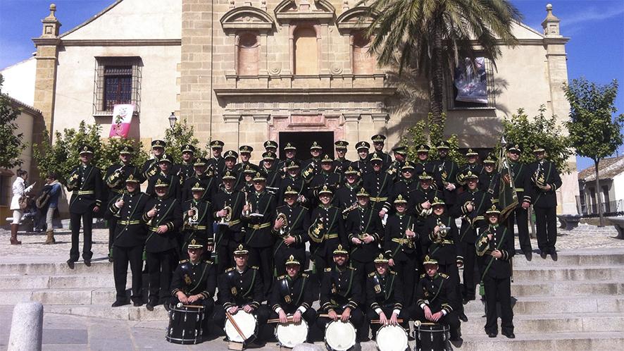 Banda de Cornetas y Tambores Vera+Cruz (Almogía)