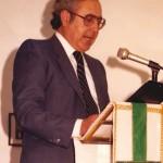 Pregón I (1985). D. Manuel Aguilar Fernández.