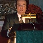 Pregón XXIII (2007). D. Francisco Luis Jiménez Valverde.
