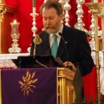Pregón XXVIII (2012). D. Pedro Fernando Merino Mata.