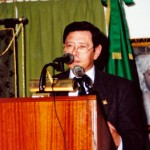 Pregón VIII (1992). D. Jesús Saborido Sánchez.