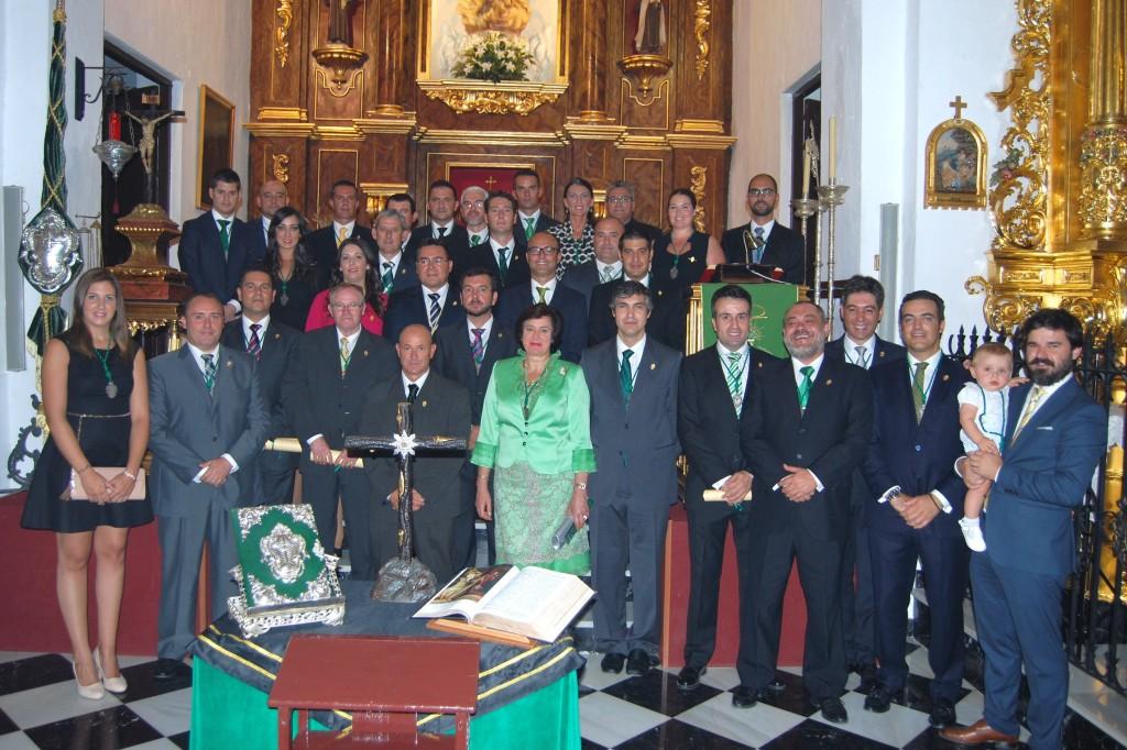 Junta de Gobierno 2014-2018