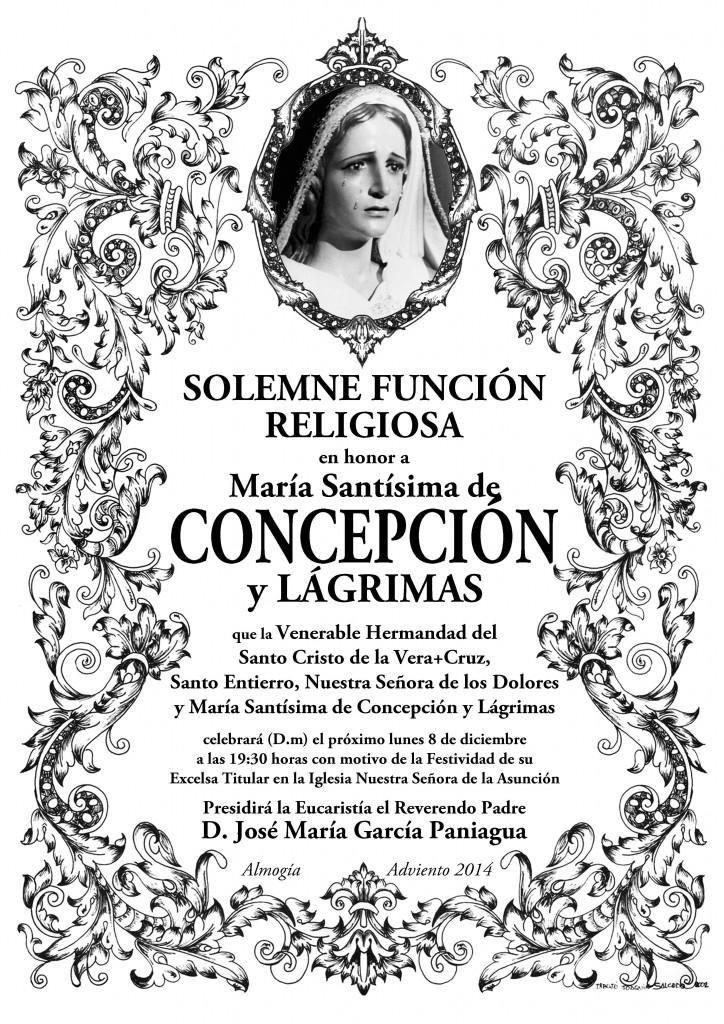 Convocatoria Cultos Concepción