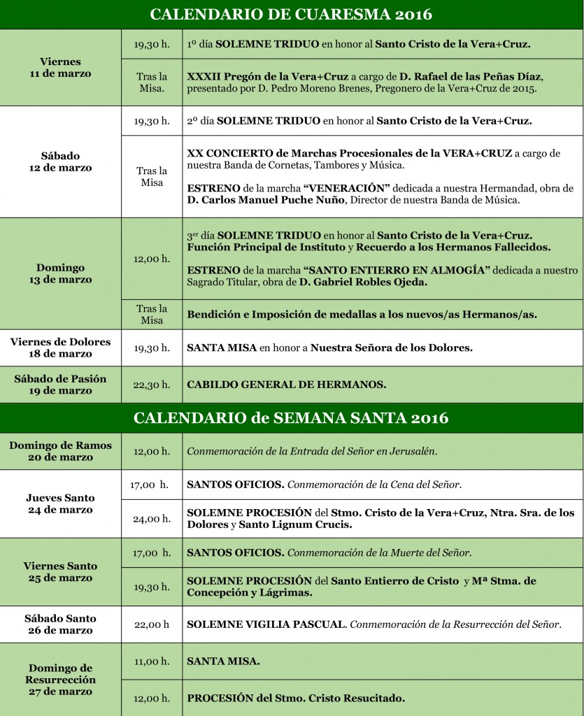 Microsoft Word - calendario actos 2014