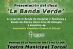 Presentación disco La Banda Verde