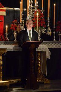 Pregón XXXV (2019). D. Manuel Molina Gálvez