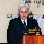 Pregón XVIII (2002). D. Antonio Mora Sánchez.