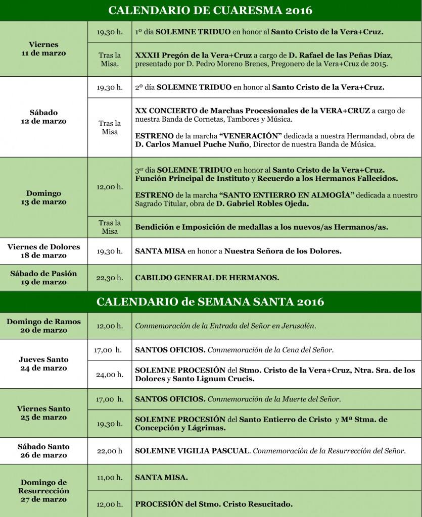Microsoft Word - calendario actos 2014